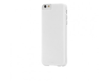 """Case Mate Barely There Apple iPhone 6 Plus (5,5"""") - Hvid"""