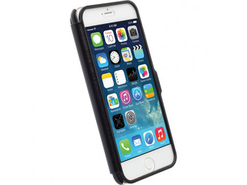"Krusell Flipcover Donsö ViewCase til Apple iPhone 6 (4,7"") - Sort"