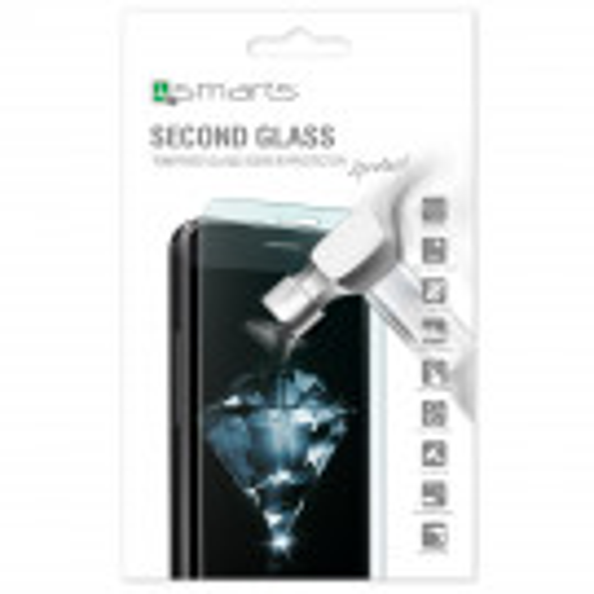4Smarts Second Glass til Huawei P9 Plus
