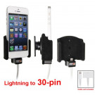 "Brodit Apple iPhone 5/5S ""Fnugget"" - Passiv Holder Lightning til 30 pin adapter"