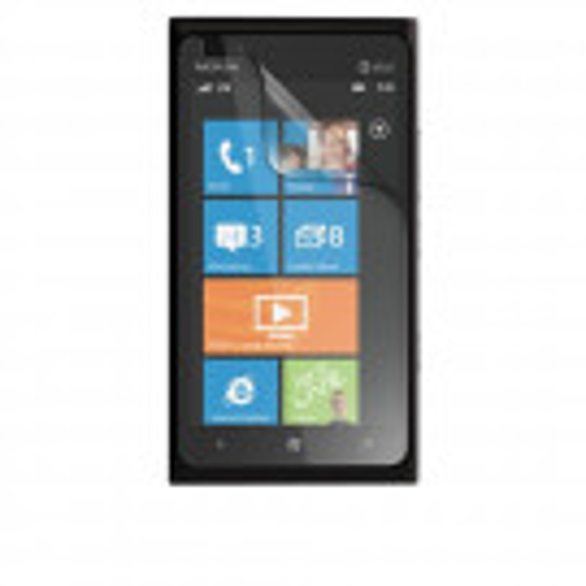 Display beskyttelsesfolie Nokia Lumia 900