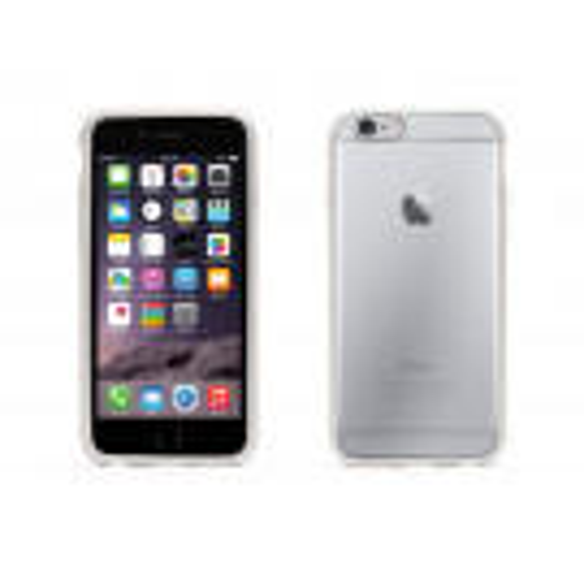"""Griffin Reveal Beskyttelsescover til Apple iPhone 6 (4,7"""") - Hvid/Klar"""
