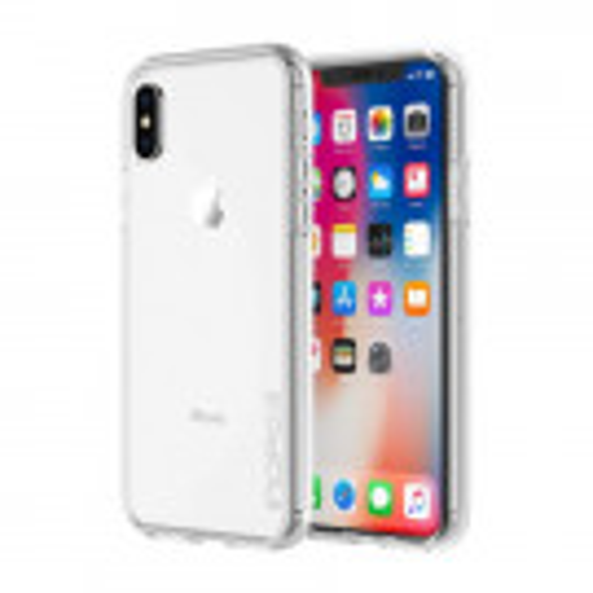 Incipio Octane Beskyttelsescover til Apple iPhone Xs/X - klar