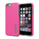 Incipio IPH-1179-PNKGRY DualPro Case Apple iPhone 6/6S - Pink/Grey