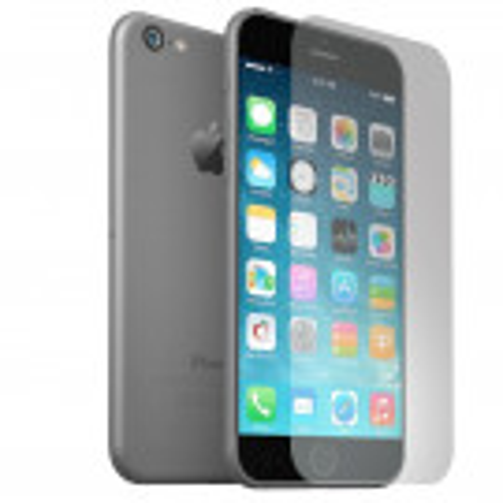 """Display beskyttelsesfolie Apple iPhone 6 Plus (5,5"""") - 1 stk."""