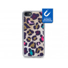 My Style Magneta Case til Apple iPhone 6, 6s, 7, 8 og SE (2020) - Colorful Leopard