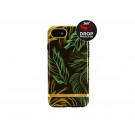Elegant Richmond & Finch Freedom Series beskyttelsescover til Apple iPhone 6, 6S, 7, 8 og SE (2020) - Tropical Storm/Gold