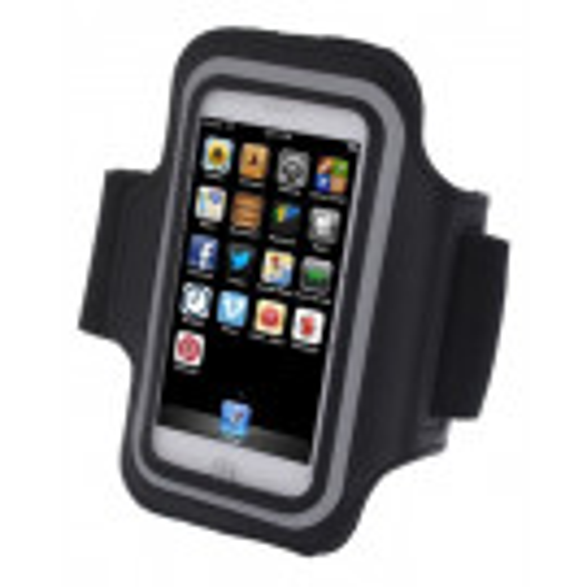 Sport Armband til Apple iPhone 5 - Sort